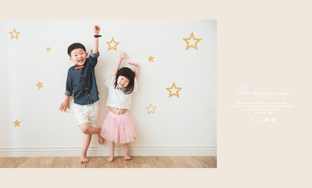 兒童服裝攝影
