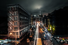 New York (Tim RT) Tags: tim rt usa america newyork new york city light night natural dark street long architecture clouds empire state sates mind love beautiful travel orange yellow blue smoke visual flickr inspired hyperbeast manhattan cinatown china town fuji fujifilm xt xt2 xf1024mm picture