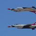 USAF Thunderbirds Calypso Pass