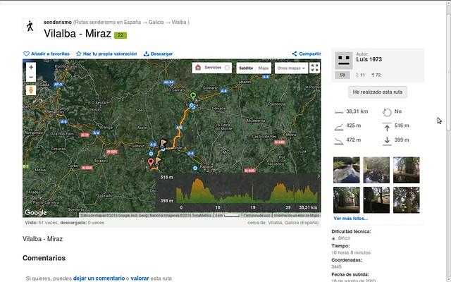 118_Hiszpania_Vilalba-Miraz (Albergue de Peregrinos A Lagoa)+