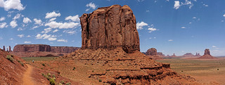 they're big, those buttes