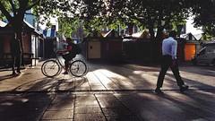 20170717_190413-02 (Gentlemans Walk - Norwich - UK) (suzyhazelwood) Tags: sunlight gentlemanswalk market samsung s4mini mobile cell photography shadows city cities