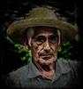 Coffee Farmer (Bernai Velarde-Light Seeker) Tags: coffee farmer rural campesino peasant man hat poverty ecuador bernai velarde portrait pobreza sombrero cafetalero hombre dragan effect