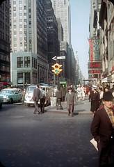 Manhattan, New York City (ElectroSpark) Tags: nyc vintage manhattan fifth avenue 5th new york big apple street storefront