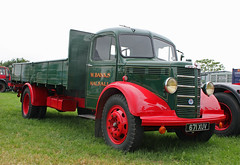TV017561-Kelsall. (day 192) Tags: kelsall kelsallsteamvintagerally steamrally transportrally transportshow lorry lorries wagon truck classiclorry preservedlorry vintagelorry bedford otype bedfordo wbanks 671xuv