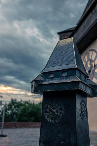 Uhrturm Double
