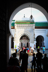 University of Al Quaraouiyine (barron) Tags: travel fes morocco