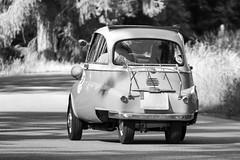 BMW Isetta (back) (KPPG) Tags: bmw isetta oldtimer bw car kassel wilhelmshöhe 7dwf