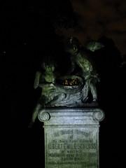 In Devoted Memory (failing_angel) Tags: 081016 london kensingtonchelsea bromptoncemetery monthofthedead londonmonthofthedead cemetery magiclantern throughaglassdarkly mervynheard phantasmagoria