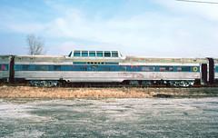 ARR Budd Dome Coach 7073 (Chuck Zeiler) Tags: arr budd dome coach 7073 railroad passenger car beechgrove amtrak chuckzeiler chz 800737