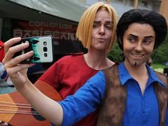 Tulio and Miguel (wiche603) Tags: cosday cosplay tulio miguel roadtoeldorado dreamworks selfie