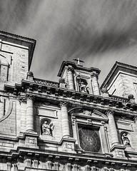 Toledo. Spain (sergeylebedev141) Tags: spain toledo travelphotography travel blackandwhite bluemusefineart church temple christianity religion catholicism