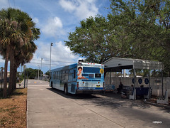 170429_078_SpaceCoastTC (AgentADQ) Tags: space coast area transit brevard county cocoa florida motor bus society spring 2017 convention transfer center