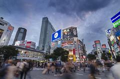 (Pete Rocks) Tags: japan summer 2014 nikon d7000 shibuya crossing tokyo people 1116mm
