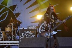 400-20170604_13th Wychwood Music Festival-Cheltenham-Gloucestershire-Main Stage-The Levellers-drums, base guitar (Nick Kaye) Tags: wychwood music festival cheltenham gloucestershire england