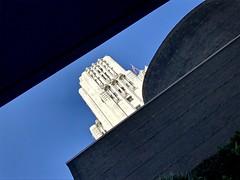 Urban geometry (kimbar/Thanks for 3 million views!) Tags: sanfrancisco california sfmoma artdeco building