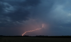 Lightning (Aleksandar Dragićević) Tags: thunder storm lightning cloud weather longexposure samsung kzoom