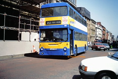 Fareway, Kirkby 153 (OJD 170R) (SelmerOrSelnec) Tags: fareway kirkby leyland fleetline mcw ojd170r liverpool londontransport bus