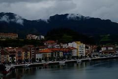 Ribadesella (ameliapardo) Tags: ribadesella asturias españa puerto cielo nubes airelibre naturaleza fujixt1