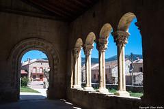 Iglesia Romanica (cvielba) Tags: iglesia segovia romanico sanmiguel sotosalbos
