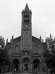 Peter und Paul (Anke knipst) Tags: potsdam germany church kirche peterundpaul schwarz weis bw black white sw explored