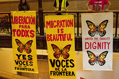 Voces de la Frontera Protest at Milwaukee City Hall 7-13--17 0280 (www.cemillerphotography.com) Tags: latino hispanic latina latinx borderwall immigrants immigration discrimination racism prejudice trump rightwing hatred bigotry ice cops police immigrationandcustomsenforcement deportation families separated tornapart mexico