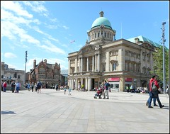 Hulls Victoria Square .. (** Janets Photos **) Tags: uk hull towncentres cities victoriasquarehull civicbuildings