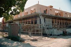 724 Oak Grove Ave (menloparkplanning) Tags: 19850225 mp1980s menlopark sanmateocounty california construction historicalphoto historical scannedphoto 724oakgroveave oakgroveplace