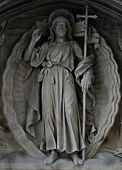 [52429] Horsforth : Reredos (Budby) Tags: horsforth church leeds westyorkshire altar reredos