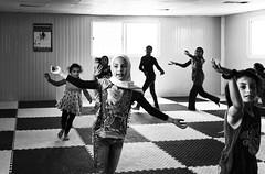 Jordan refugees camp (Melissa Favaron) Tags: syria syrian refugees refugeescamp refugiados unhcr jordan giordania siria rifugiati campoprofughi camporifugiati zaatari scuola bambini children school border confini americani isis califfato dara ribellisiriani rebels associazioniumanitarie humanitarianassociation family