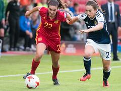 47270611 (roel.ubels) Tags: voetbal vrouwenvoetbal soccer deventer sport topsport 2017 spanje spain espagne schotland scotland ek europese kampioenschappen european worldchampionships