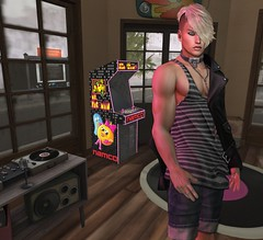 Waited for you at the Record Shop (CodyAdored) Tags: