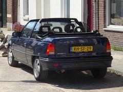 "1992 Opel Kadett Cabrio ""Edition"" (harry_nl) Tags: netherlands nederland 2017 tilburg opel kadett cabrio edition rhsf29 sidecode5"
