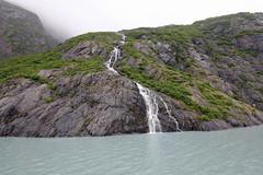 Portage Lake, Alaska (John Stankovich) Tags: water lake alaska portagelake portage mountains ice frozen anchorage glacier usa