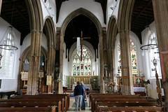 St Giles on the Hill, Norwich, Norfolk (Jelltex) Tags: stgilesonthehill norwich norfolk church jelltex jelltecks
