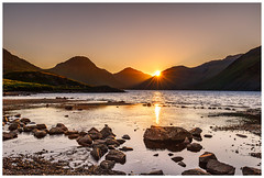 Morning. (malcbawn) Tags: wasdale yewbarrow greatgable lakedistrict nationalpark mosedale scafell wasdalehead pillar clouds unesco lakes kirkfell outdoors mountains wastwater landscape lingmellfell malcbawnphotography morning