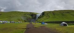 Skógafoss waterfall (Explore) (Meino NL) Tags: skógafoss waterval waterfall skógárivier skogar ijsland iceland explore