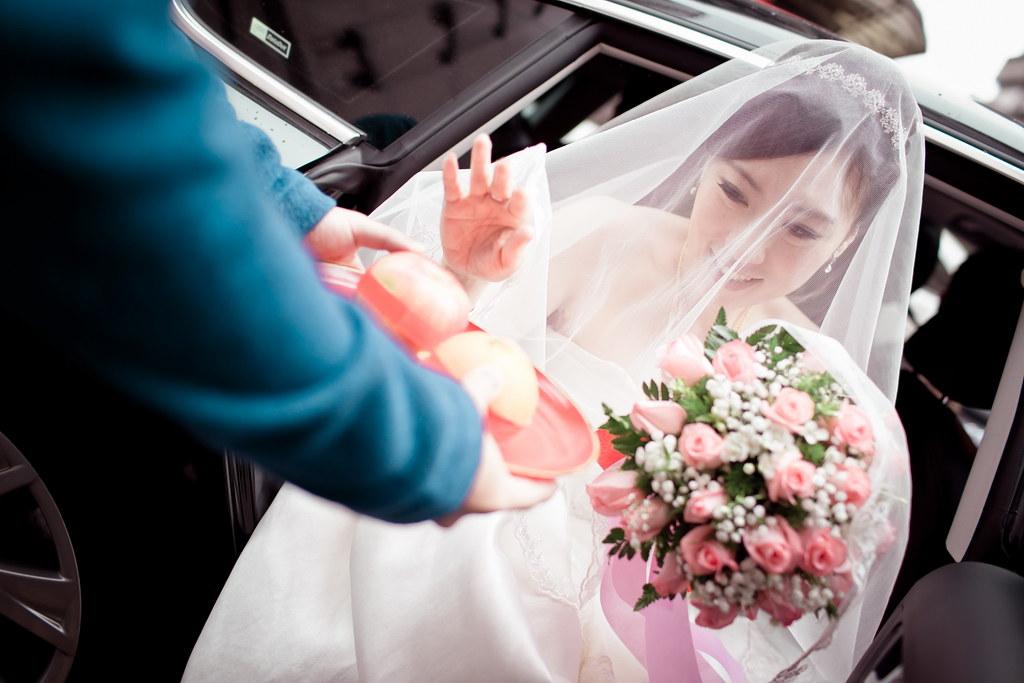 任廷&姿妤、婚禮0220