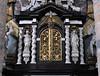 Gent, Oost-Vlaanderen, Sint-Niklaaskerk, altar (rear), detail