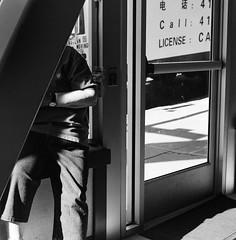 000053490009 (Joseph Chao) Tags: nyc new york usa us negative film blackandwhite bw buyfilmnotmegapixels people snapshot empire state big apple street photography city newyorker fujifilm gf670 120 6x6