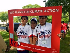 Play-In for Climate