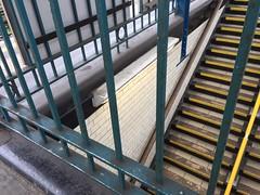 lines (Hayashina) Tags: platform london staircase line