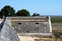 Le bastion royal et sa terrasse (florence.V) Tags: france poitoucharentes charentemaritime 17 iledoléron lechâteaudoléron citadelle bastion