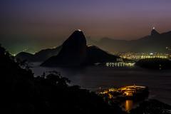 Noturna no Forte São Luiz (mariohowat) Tags: fortedopico fortesãoluiz longaexposição noturnas niterói sunset pôrdosol riodejaneiro brasil brazil canon6d canon