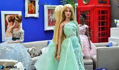 JATMAN - 2017-07-15 Glamor Girls 03 (JATMANStories) Tags: fashionroyalty barbie doll dolls dollcollecting diorama 16scale
