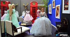 JATMAN - 2017-07-15 Glamor Girls 01 (JATMANStories) Tags: fashionroyalty barbie doll dolls dollcollecting diorama 16scale