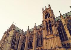 Cathédrale de Metz, Moselle, France (camilleromane1) Tags: france eglise cathédrale metz moselle church religion sony architecture