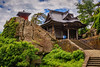 Yamadera @ Tohoku (Marcel Tuit   www.marceltuit.nl) Tags: 1016stairs 1016treden 2017 asia azië canon canon6d eos holland japan june juni me marceltuit may nederland nihon nippon thenetherlands vakantie contactmarceltuitnl eiland fareast holiday island mei reis rock rondreis rots roundtrip stairs tempel temple trap travel verreoosten vliegreis wwwmarceltuitnl yamadera