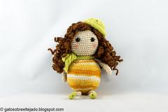 Amigurumi (El Gato sobre el Tejado) Tags: crochet amigurumi peluches plush manualidades crafts hechoamano handmade muñeca doll