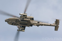 Apache Helicopter (2) (cjf3.) Tags: apache gunship apachehelicopterdisplayteam armyaircorps